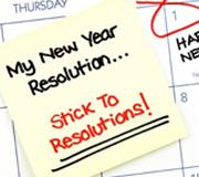 Resolutions Slipping Away?