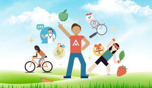 My Health Rewards Journeys*– Helping you develop healthy new behaviors